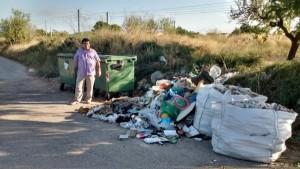 MÉS insta l'Ajuntament d'Inca a actuar davant la proliferació d'abocadors incontrolats als camins de fora vila