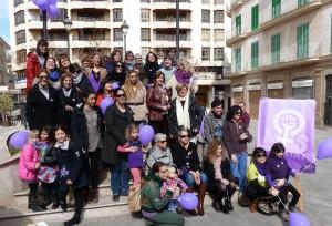 MÉS per Inca celebra el dia Internacional de la Dona