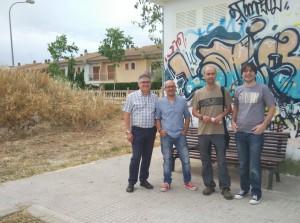 MÉS per Inca crearà nous espais verds amb la col·laboració ciutadana i programes d'educació social i ambiental