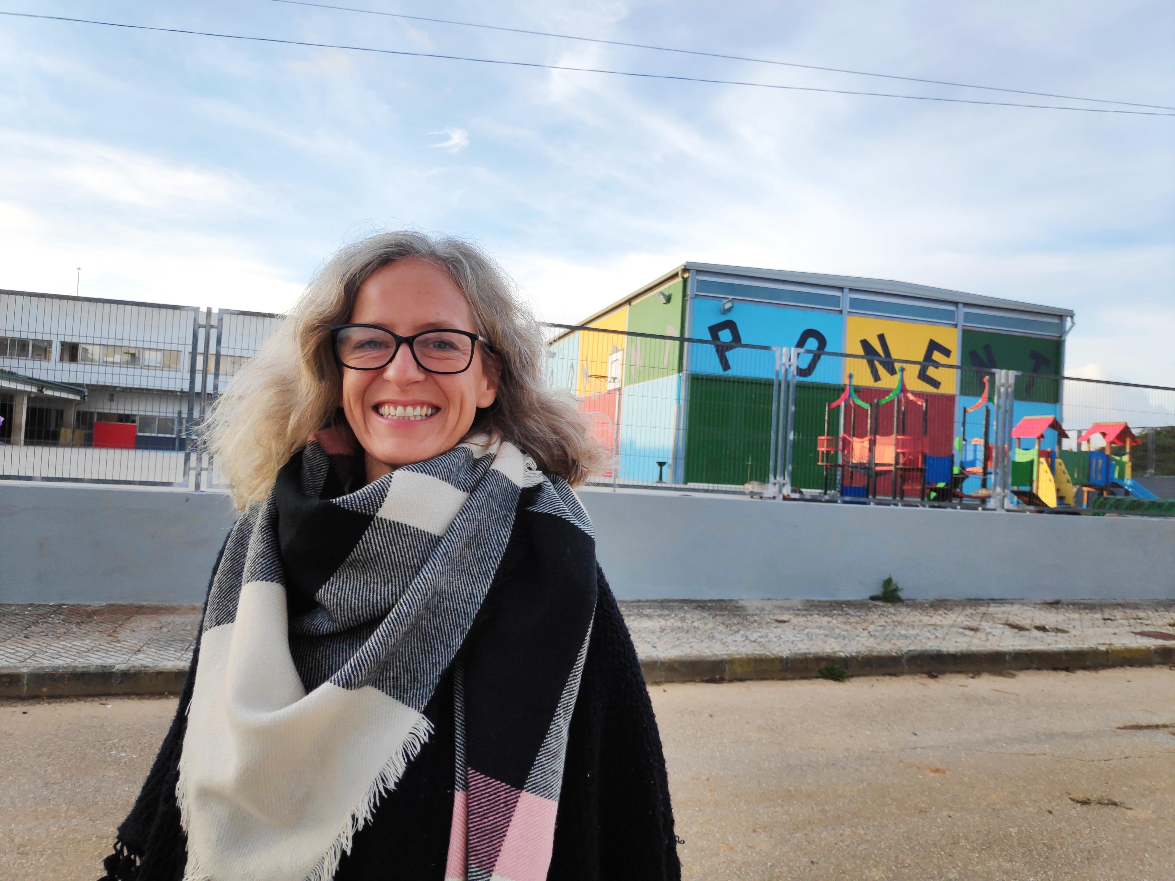 """Alice Weber: """"Complim una reivindicació de la comunitat educativa que acabarà amb la saturació"""""""