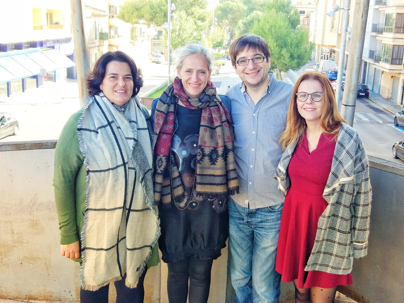 """Alice Weber: """"Més per Inca està en condicions de liderar el canvi el 2019"""""""
