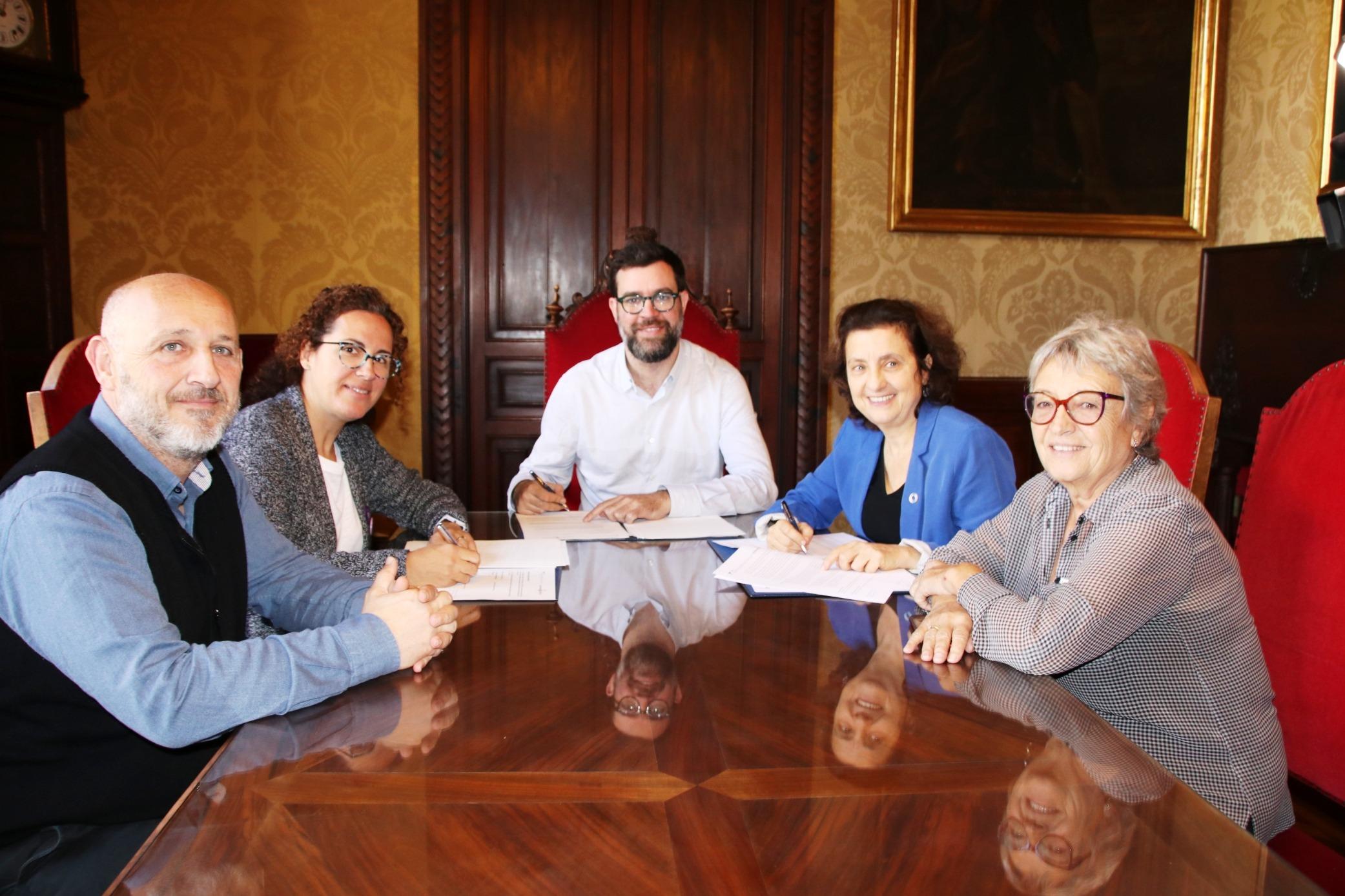 L'IMAS i la Conselleria de Serveis Socials i Cooperació destinen 3'8 milions als serveis socials municipals de Palma