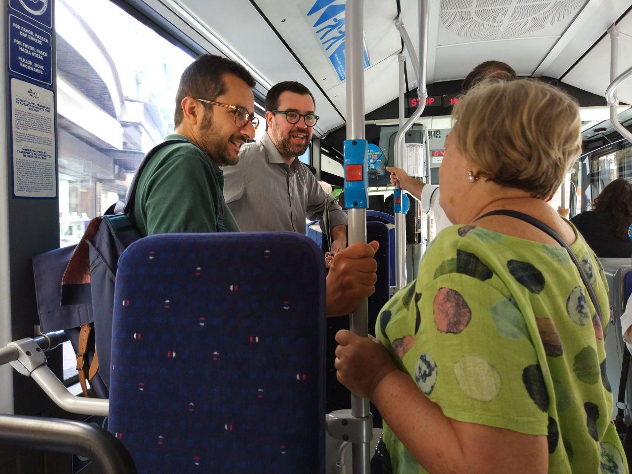 La integració tarifària suma més de 21.000 nous usuaris al metro