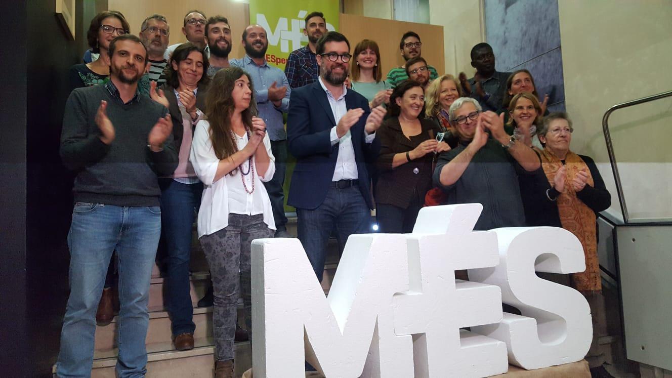 Resultat de les Primàries de MÉS per Palma