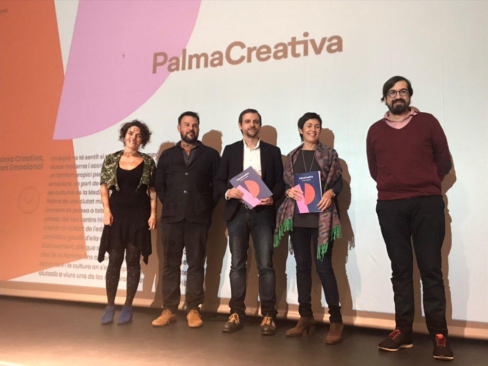 Neix Palma Creativa, Territori Emocional