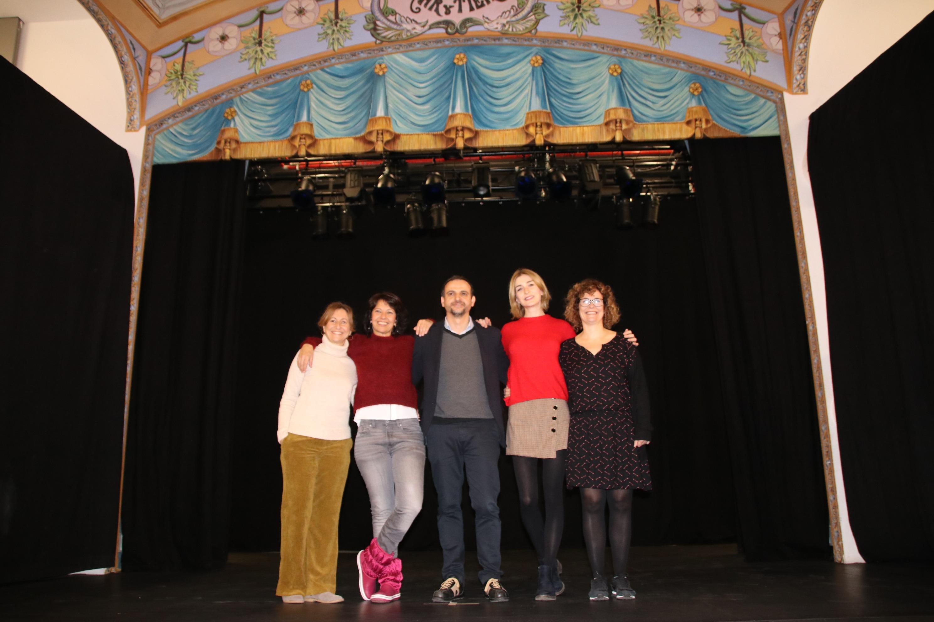 El Teatre Mar i Terra acollirà el V Torneig de Dramatúrgia de les Illes Balears