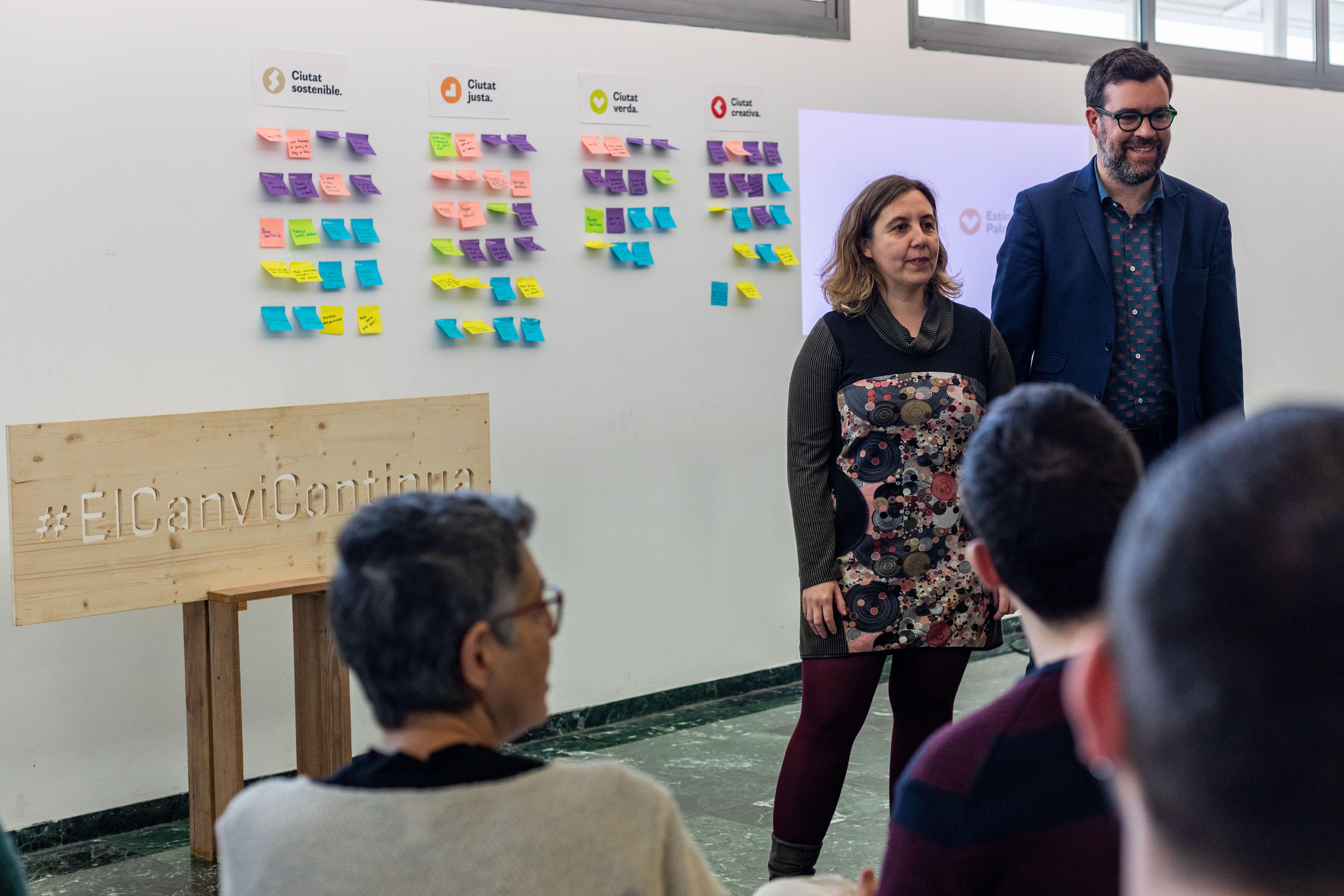 Un trambús, la limitació de creuers i del preu a l'habitatge i continuar regulant el lloguer turístic, propostes de MÉS per Palma a les eleccions del 2019