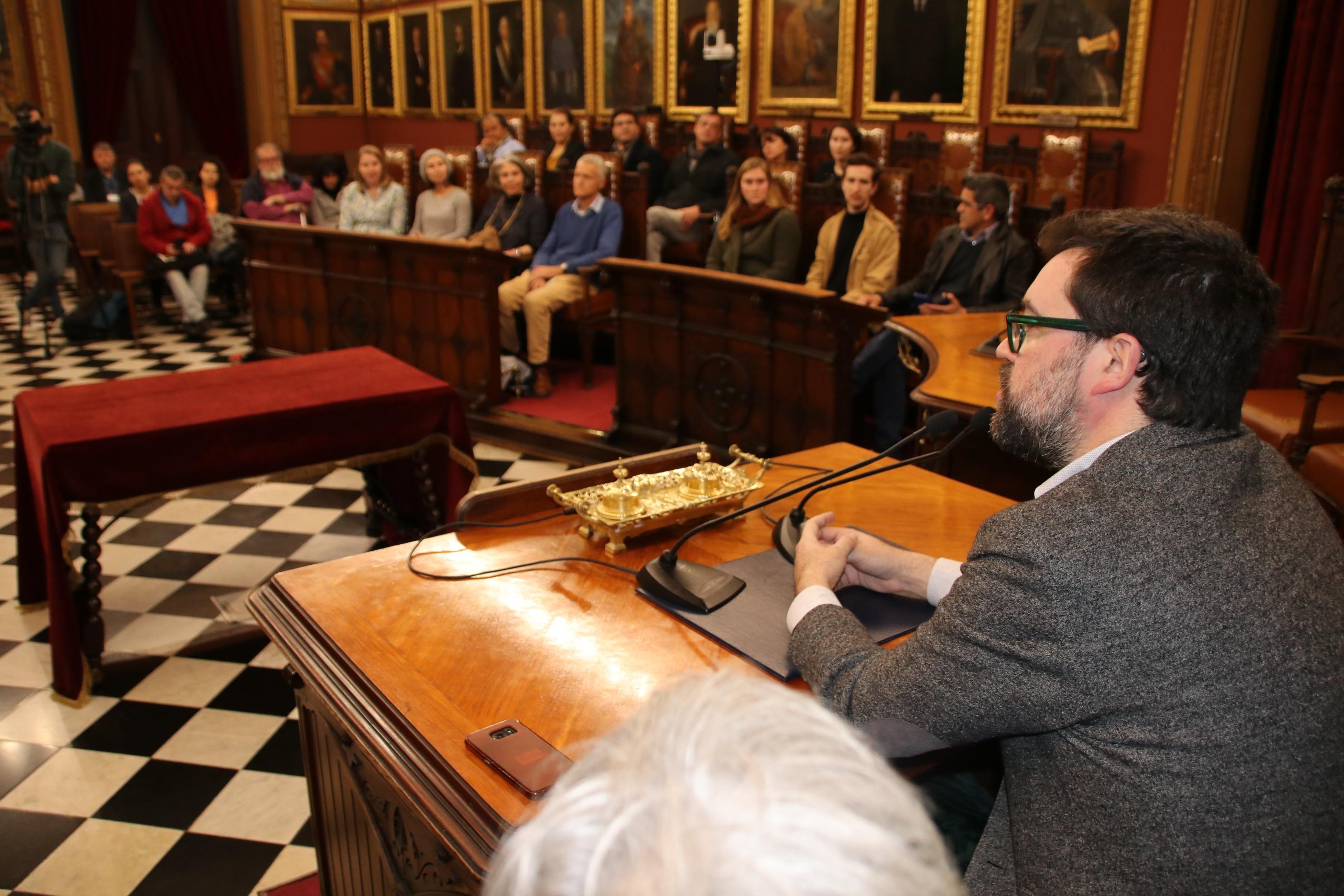 Fevitur ataca a Antoni Noguera per aplicar polítiques valentes en defensa de l'habitatge
