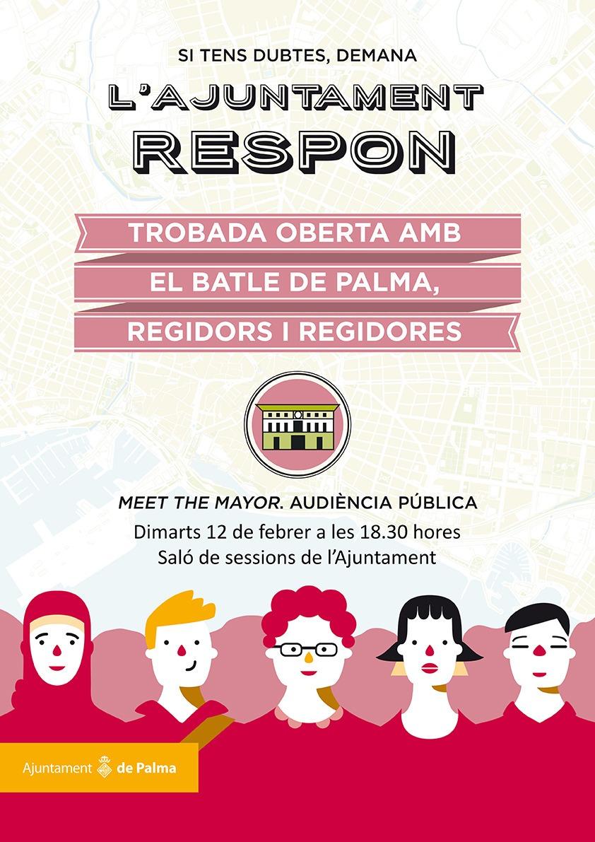 La sala de sessions acollirà dimarts l'audiència pública amb joves