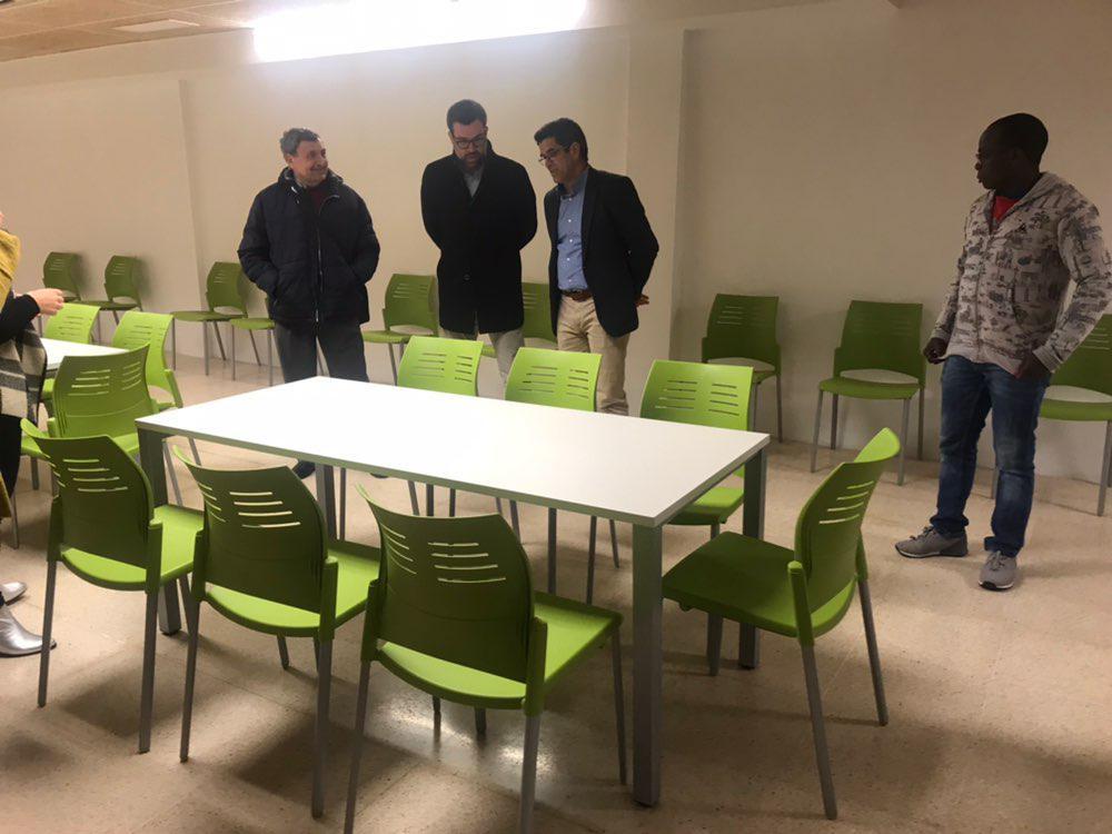 El nou casal de barri de Pere Garau obre les seves portes